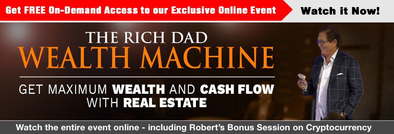Rich Dad Wealth Machine