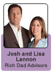 Josh and Lisa Lannon - Social Entrepreneurs